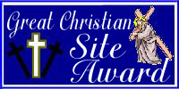 Great Christian Site Award