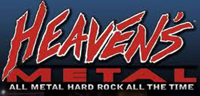HEAVEN'S METAL - Legendary Christian Metal Magazine