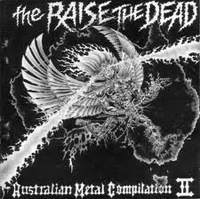 RAISE THE DEAD - Australian Metal Compilation