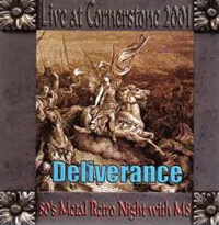 DELIVERANCE - Live at Cornerstone 2001