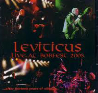 LEVITICUS - Live at Bobfest 2003