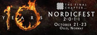 NORDICFEST - End of an era