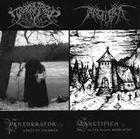 SANCTIFICA / PANTOKRATOR - Split cd