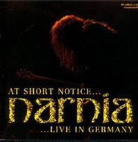 NARNIA - At Short Notice DVD