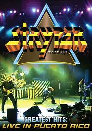 STRYPER - Greatest Hits DVD