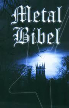 METAL BIBLE - German version