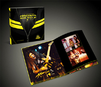 STRYPER - By His Strypes - Cool Photo Book!