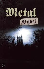 METAL BIBLE in Dutch