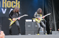 STRYPER playing at Sweden Rock Festival!