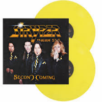 stryper second coming