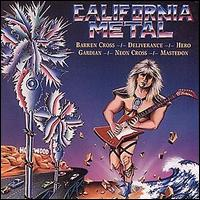CALIFORNIA METAL - Christian Metal compilation
