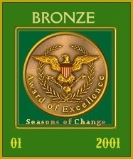 Best of 2001 Bronze Award
