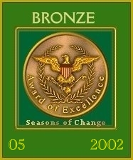 Best of 2002 Bronze Award